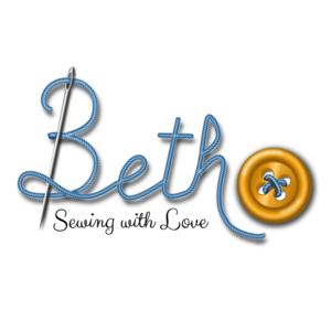 Logo Definitivo Beth Costura - Portfolio de Diseño Gráfico - Taisa-Designer