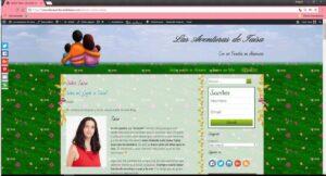 Blog Personal Las Aventuras de Taisa - Estilo Otono