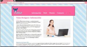 MiWeb Taisa-Designer