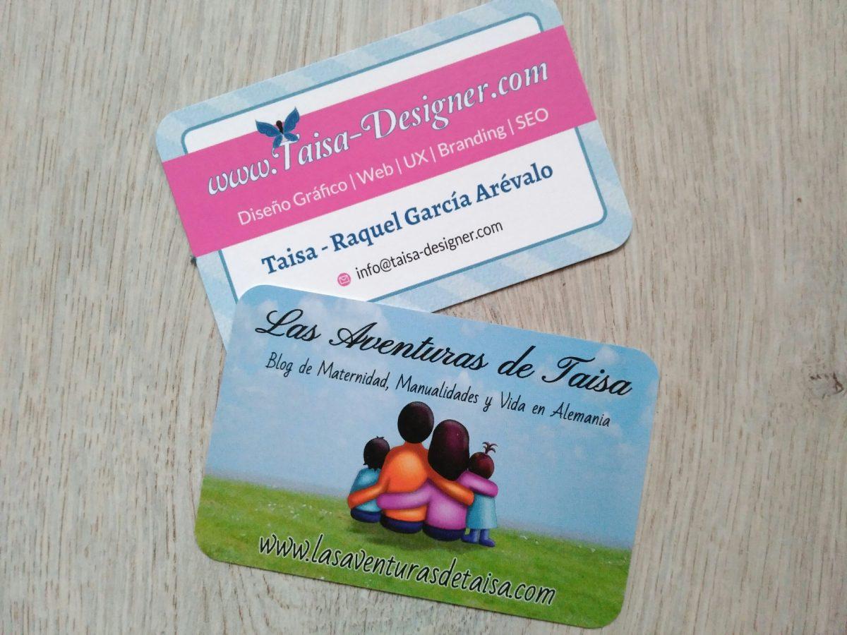 Mis tarjetas de visita