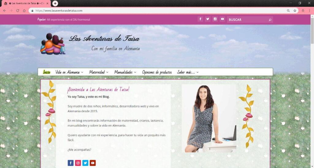 Las Aventuras de Taisa - Tema Extra Eleganthemes